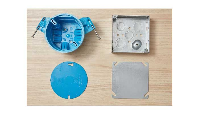 Electrical Junction Box Parts