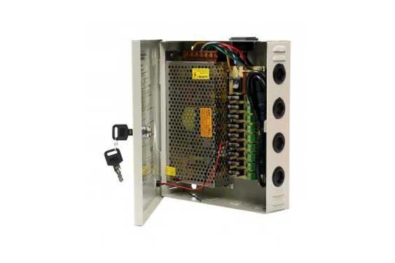 CCTV power supply box 2