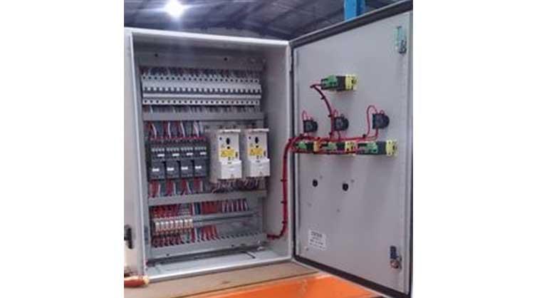 Custom Electrical control panel