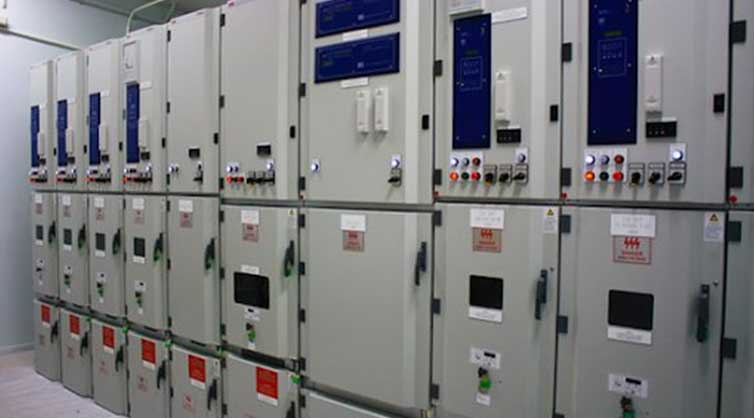 Industrial Electrical switchgear