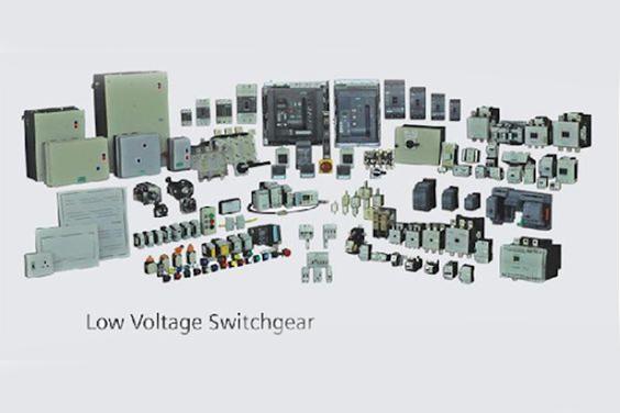 Low voltage switchgear 1