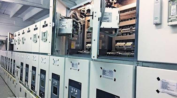 Medium voltage system