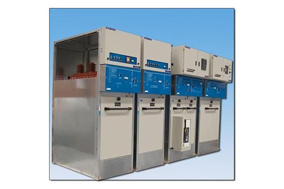 Metal enclosed modular switchgear