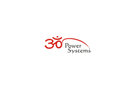 OM Power system company logo