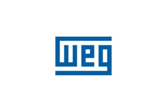 WEG Electric company logo