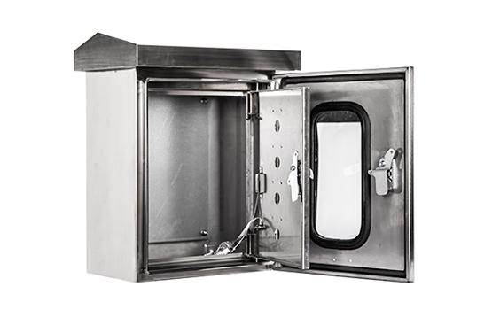 Weatherproof steel box